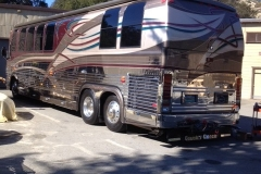 Recreational Vehicle in Monterey
